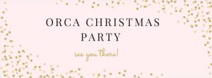 2018 ORCA Christmas Party